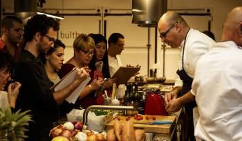 סדנת בישול פרונטלית האקדמיה הקולינרית של בולטהאופ
